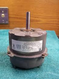 lennox condenser fan motor lennox ducane armstrong 203908 01 condenser fan motor 1 10 hp