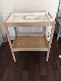 Sniglar Change Table Ikea Sniglar Baby Changing Table Unit 0 99 Picclick Uk