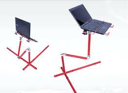 Furinno Adjustable Laptop Desks Desk Mobile Standing Laptop Desk U Shaped Mobile Laptop Desk
