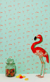 wallpaper with pink flamingos wallpaper pink flamingos on aqua mylittleventure