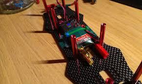 zmr250 mini h quad build blackout clone carbon fibre oscar liang