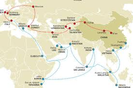 Bosporus Strait Map Mandarin Month Untangling The Obor Initiative And Belt And Road