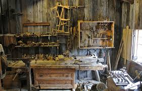 free images work table wood old workshop construction