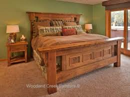 Hardwood Bedroom Furniture Sets by Best 20 Rustic Bedroom Furniture Sets Ideas On Pinterest Rustic