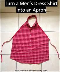 pin of the day u0027s skirt from a man u0027s shirt by little goodell
