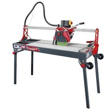 Home Depot Table Saw Rental Rubi Dc 250 1200 Tile Cutting Saw 55948 The Home Depot