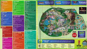 6 Flags Map Sfgamworld Com Park Maps