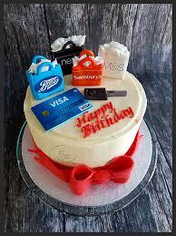 dorotascakes shopping cake