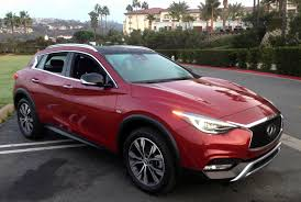 infiniti qx30 interior road test 2017 infiniti qx30 awd clean fleet report
