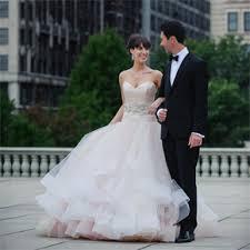 lazaro wedding dress inspiration preowned wedding dresses