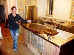 Reclaimed Kitchen Islands by Reclaimed Wood Antique Kitchen Island Furniture Decor Trend