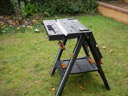 Keter Folding Work Bench Review Worx Pegasus Work Table And Sawhorse Review Tool Craze