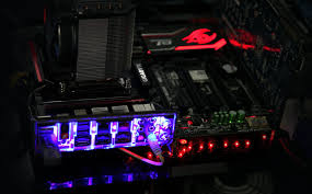 What Is Ambient Light Ambient Led On Gigabyte X99 Series Motherboards Youtube