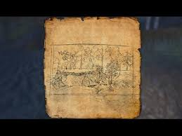the rift ce treasure map the rift treasure map ii location elder scrolls