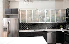 black subway tile kitchen backsplash black subway tile kitchen snaphaven