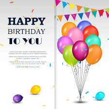 330 happy birthday vector vectors free vector