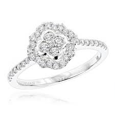 black diamond promise ring diamond promise rings for 1 2ct affordable engagement ring