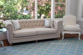 Chesterfield Sofa Sydney Place Provincial Furniture And Homewares