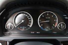bmw dashboard 2014 bmw x5 first drive truck trend