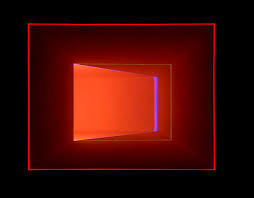 Red Lighting James Turrell The Light Inside The Museum Of Fine Arts Houston