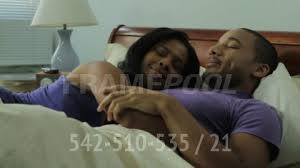 Nightstand Ipad People Couple Bed Morning Hd Stock Video 542 510 535