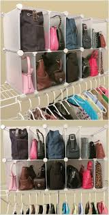 Baby Wardrobe Organiser Handbag Storage Ideas Http Www Organizeit Com Park A Purse
