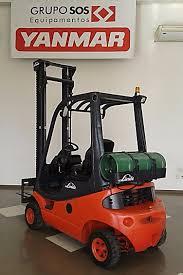 empilhadeira linde h20 t 350 glp 2006 oferta especial r