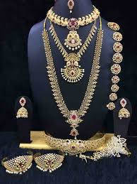 bridal sets for rent south indian bridal jewelry sets buy rent for wedding