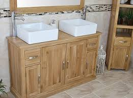 oak bathroom furniture vanity units cabinets u0026 more