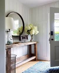 Thin Console Table 34 Stylish Console Tables For Your Entryway Digsdigs