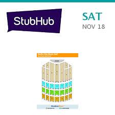 radio city tickets theater tickets ebay