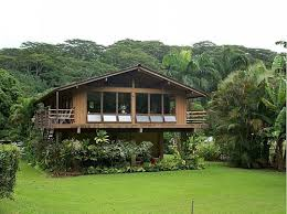 hawaii home designs built on stilts and built to last hawaiian house and tropical