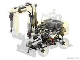 new holland excavator lego technic mindstorms u0026 model team