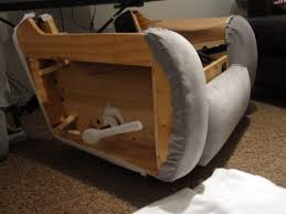 all things campbell how to make a la z boy recliner less ugly part 2