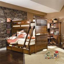 Bunk Bed With A Desk Underneath by Design A Bedroom With Awesome Bunk Beds Glamorous Bedroom Design