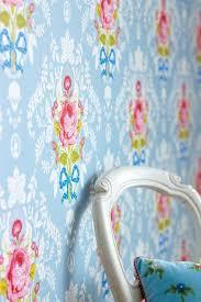 Wallpaper With Flowers 25 Best Wallpaper Interiors Images On Pinterest Modern Wallpaper