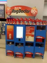 Rug Doctor Rental Time Walmart A Self Service Tour Retail Customer Experience