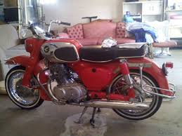 1968 honda dream 305 picture 1872974