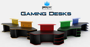 Gaming Desk Gaming Desks E Shop Prospec Designs