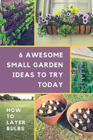 6 awesome small garden ideas to try today pretty purple door