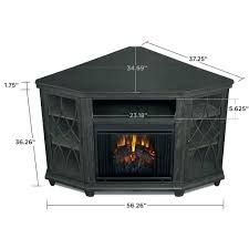 stand up electric fireplace tv with insert walmart style modern