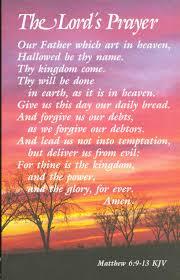 thanksgiving morning prayer the lords prayer wallpaper wallpapersafari
