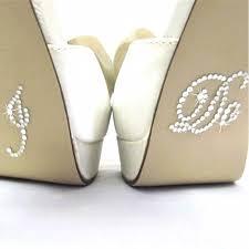 light blue wedding flats light blue i do wedding shoe sticker something blue accessories