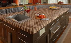 Diy Wood Kitchen Countertops by Modern Kitchen Countertops From Unusual Materials 30 Ideas