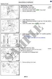 toyota 2h and 12h t landcruiser diesel engine workshop service