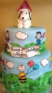 Movie Themed Cake Decorations Peanuts Movie Themed Cake Yelp