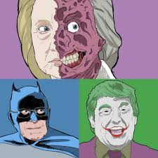 Batman Face Meme - who are you voting for two face or the joker message board