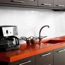 Kitchen Backsplash Peel And Stick Smart Tiles Tile Backsplashes Tile The Home Depot