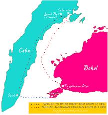 alona resort map panglao to oslob whaleshark far gazer chaser