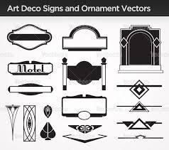 Art Deco Design Elements 294 Best Ornament Art Deco Images On Pinterest Art Deco Design